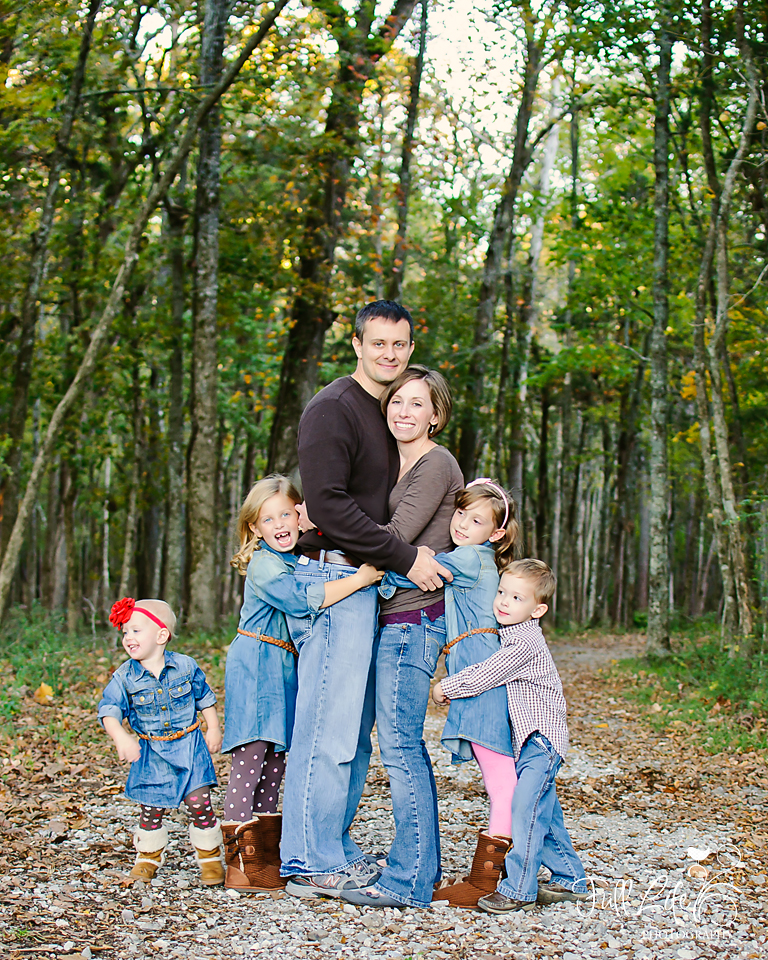 chattanooga Full Life Photography Family Outdoor Shoot
