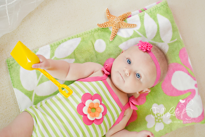 Chattanooga Child Photography Starfish2