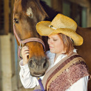 Chattanooga Teen Photography Equestrian