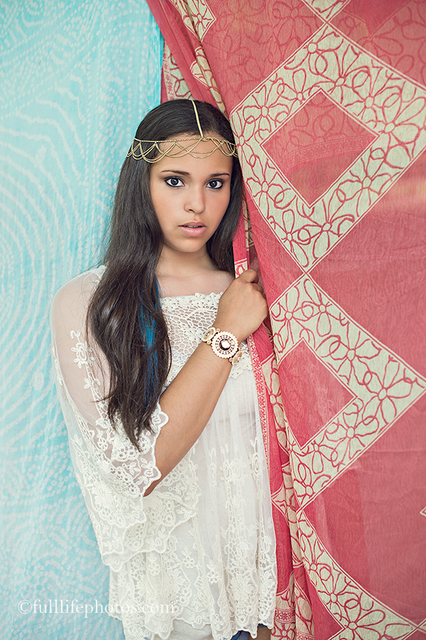 Sweet Boho princess